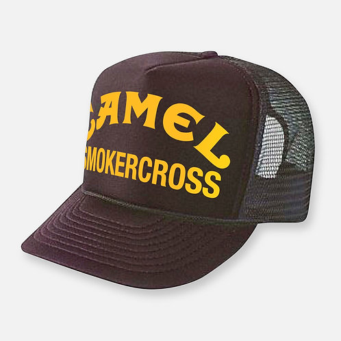 CAMEL SMOKERCROSS TALLBOY BROWN