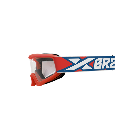 XGROM Youth Goggle Red/White/Blue