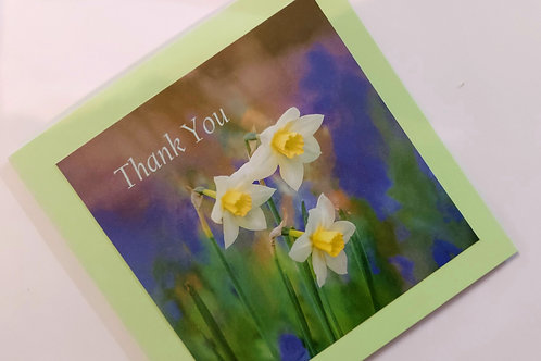Handmade 'Occasional' Impressions Greetings Cards