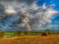 Rainbow Cloud, Shropshire