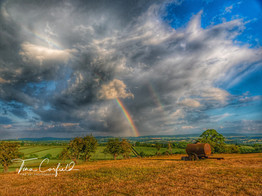Rainbow Cloud, Shropshire