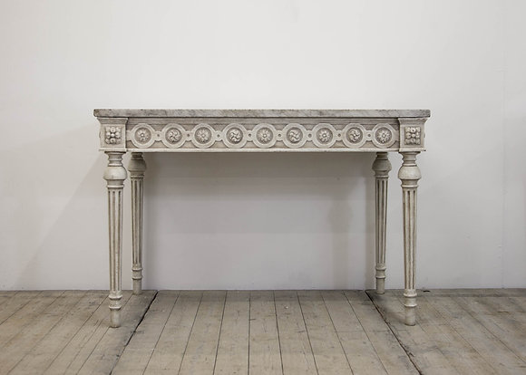 Louis XVI Console Table