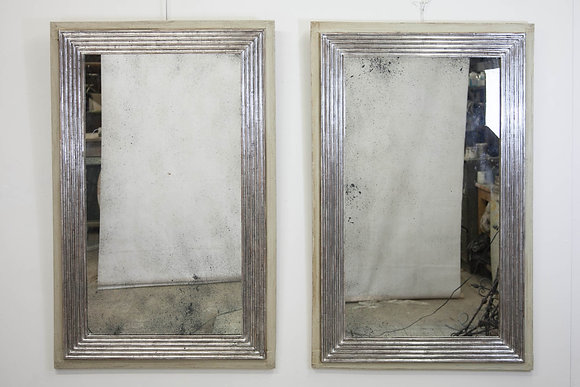 Pair of Cafe Mirrors