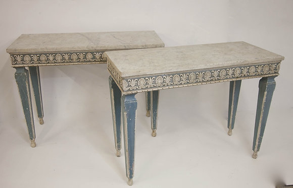 Anthemion Console Table