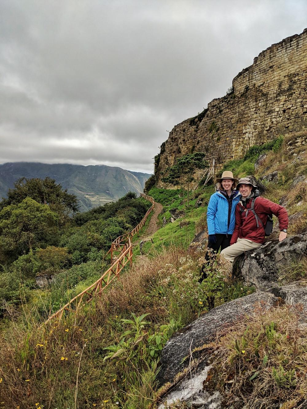 Kuelap, Chachapoyas, Peru