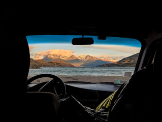 Episode 16 - Epic Patagonia Campervan Trip Part 1