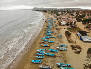 Puerto Cayo, Ecuador: A safe, sleepy, and beautiful fishing village with fast internet!