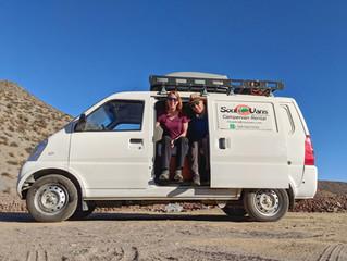 Episode 17 - Epic Patagonia Campervan Trip Part 2