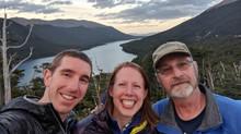 Episode 14 - Patagonia Travels with Kris' Dad