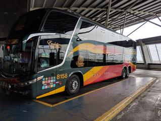 Border Crossing: Ecuador to Peru via Bus