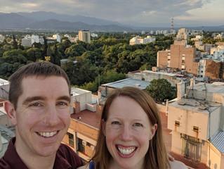 Episode 15 - Unexpected Adventures in Mendoza, Argentina