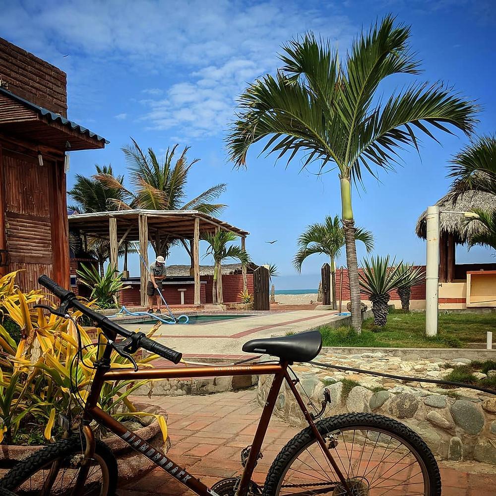 Biking to work!