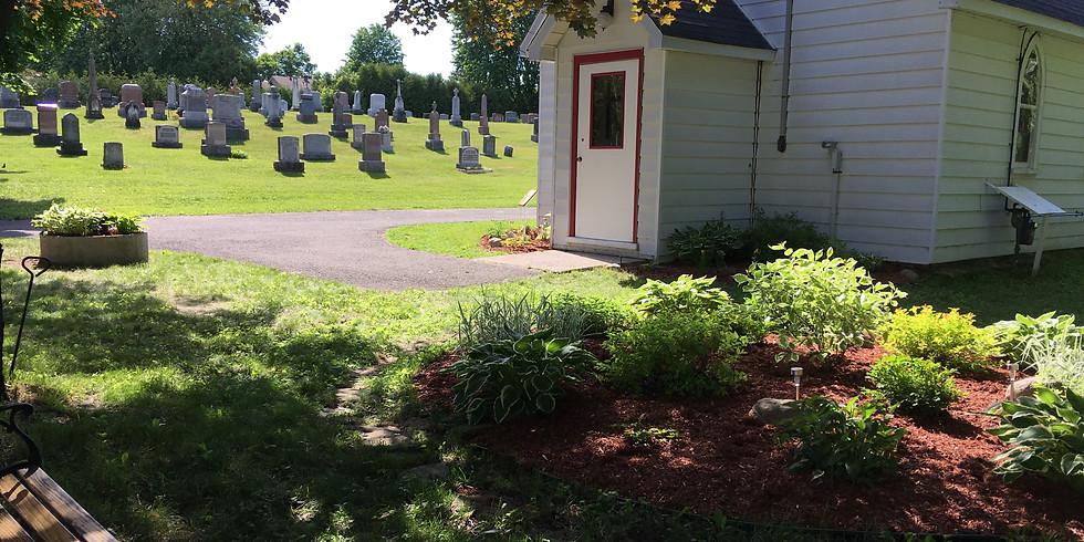 Cemetery Service - June 13, 2021