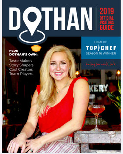 Dothan Visitor Guide Cover