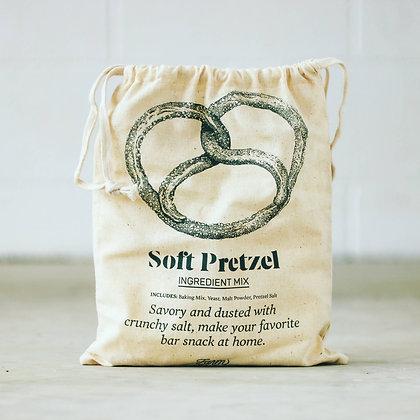 Soft Pretzel Making Mix