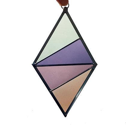 Ornament Diamond - Blush