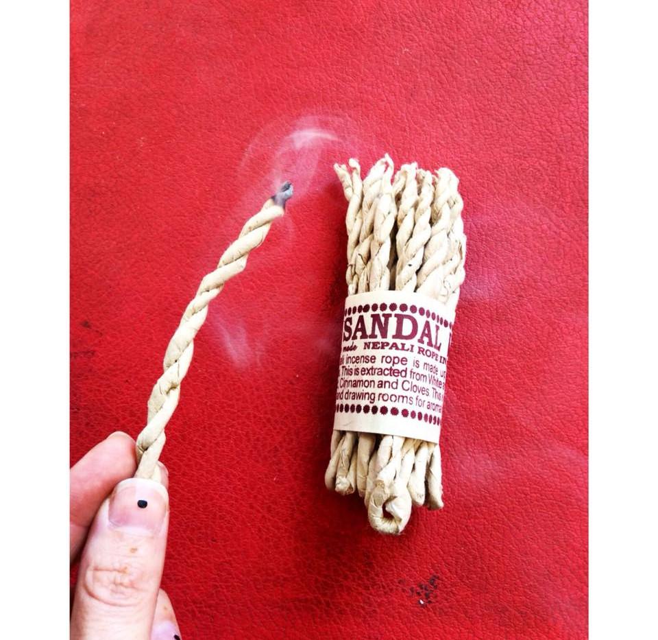 Rope Incense