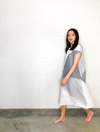 Grey Kite Dress