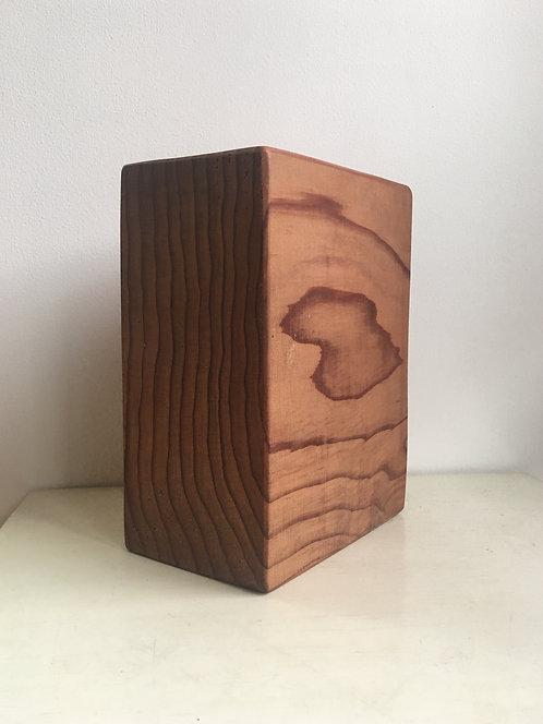 Solid Wooden Yoga Block