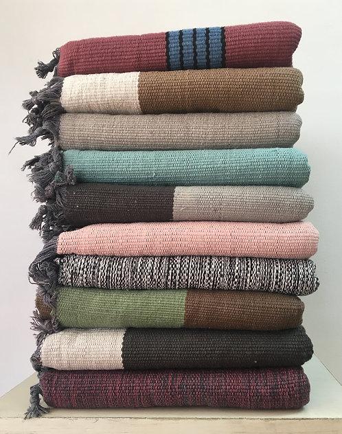 Woven Cotton Mats (Wide & Long) (LOT#1)