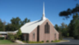 Presbyterian Church Warner RobinsChurch front