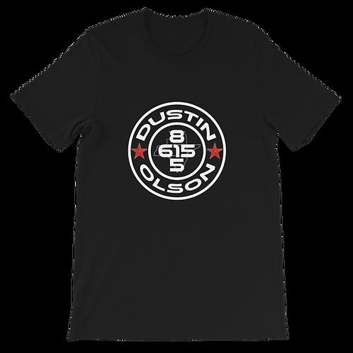 815 To 615 Logo Short-Sleeve Unisex T-Shirt