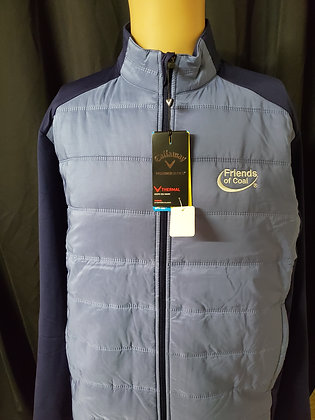 Callaway Ultrasonic Quilted Jacket M-714