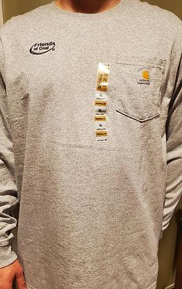 Carhartt LS T-Shirt CTK126