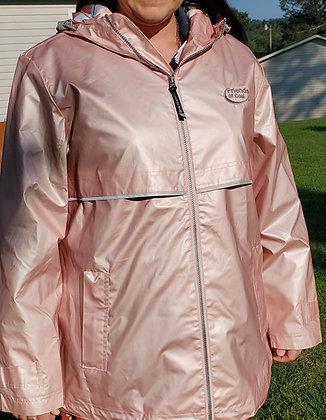 Women's New Englander Rain Jacket L5996