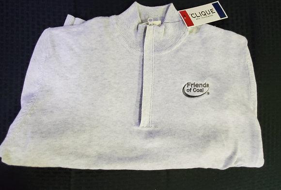 Imatra Half Zip Sweater M-00001A