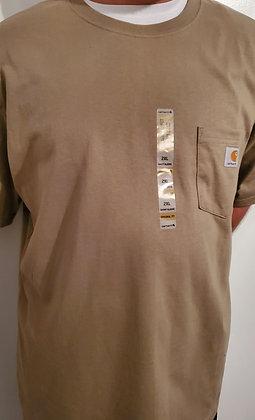 Carhartt Pocket Short Sleeve T-shirt MCTK87