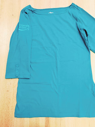 Tri-Mountain Cypress 3/4 Sleeve Shirt L-139