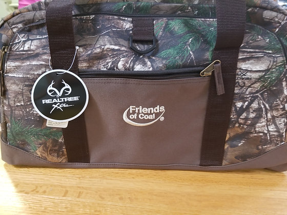 Realtree Camo Duffle Bag  A-DB-80