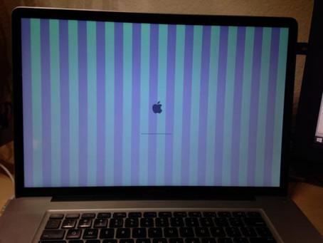 Macbook Pro 2011 met GPU-probleem