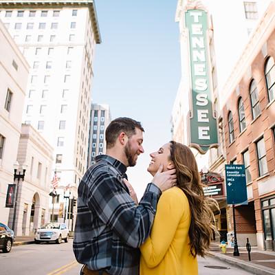 Jerilyn & Thomas:: Engagement