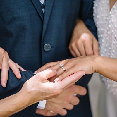 Persad-Russell Wedding