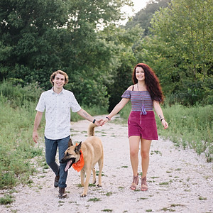 FaithAnn, Adam, & Koda:: Couple