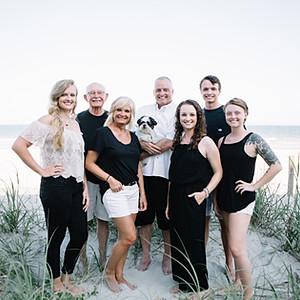 Rowcliffe Family 2018