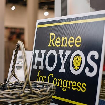 Hoyos for Congress Kick-Off