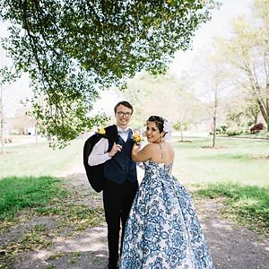Savannah & Garrett:: Prom 2018