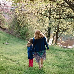 Foothills:: Family Session