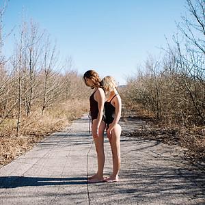 Kirsten & Chrissie:: Model