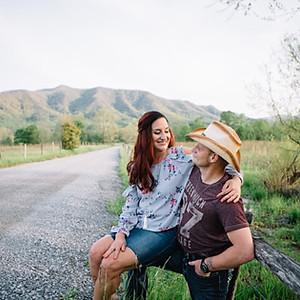 Amy & Glen:: Engagement