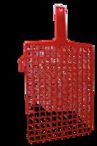 Outil du peintre : grille plastique amovible avec poignée