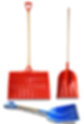 Shovels & Pushers