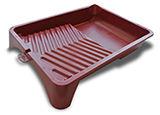 Outil du peintre - Bac plat pour rouleau de 250 mm