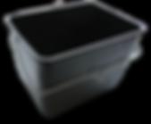 Seau à peinture rectangulaire - 10 L