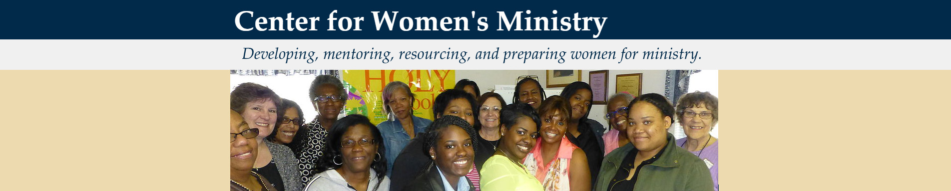 womens ministry banner.2