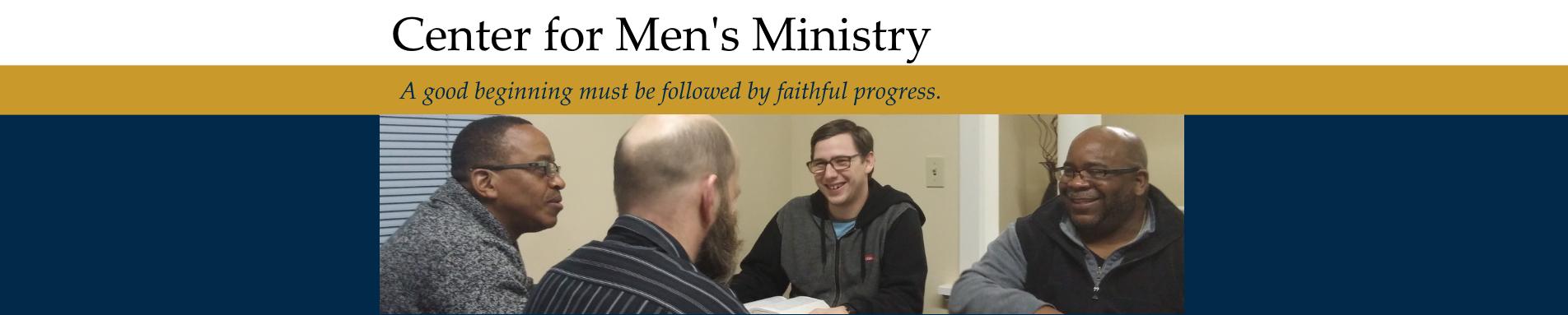 men's ministry banner.2