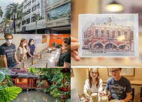 【台灣心幹線】台中舊城風華,來趟不一樣的背包客旅行,背包41青年旅館(台中館)